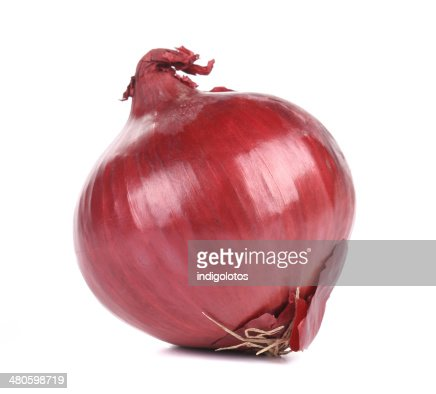 Red onion. : Stock Photo