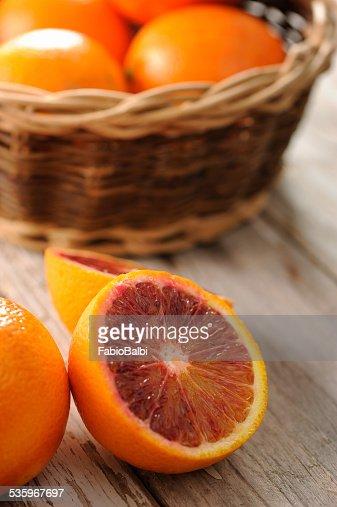 Red orange : Stock Photo