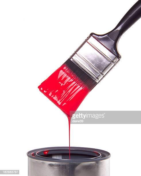 Rouge pinceau