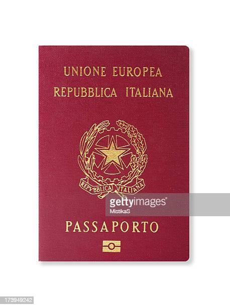 イタリアのパスポート