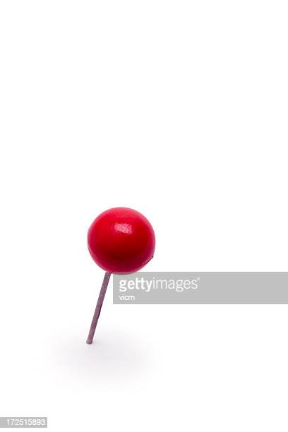 pushpin rouge