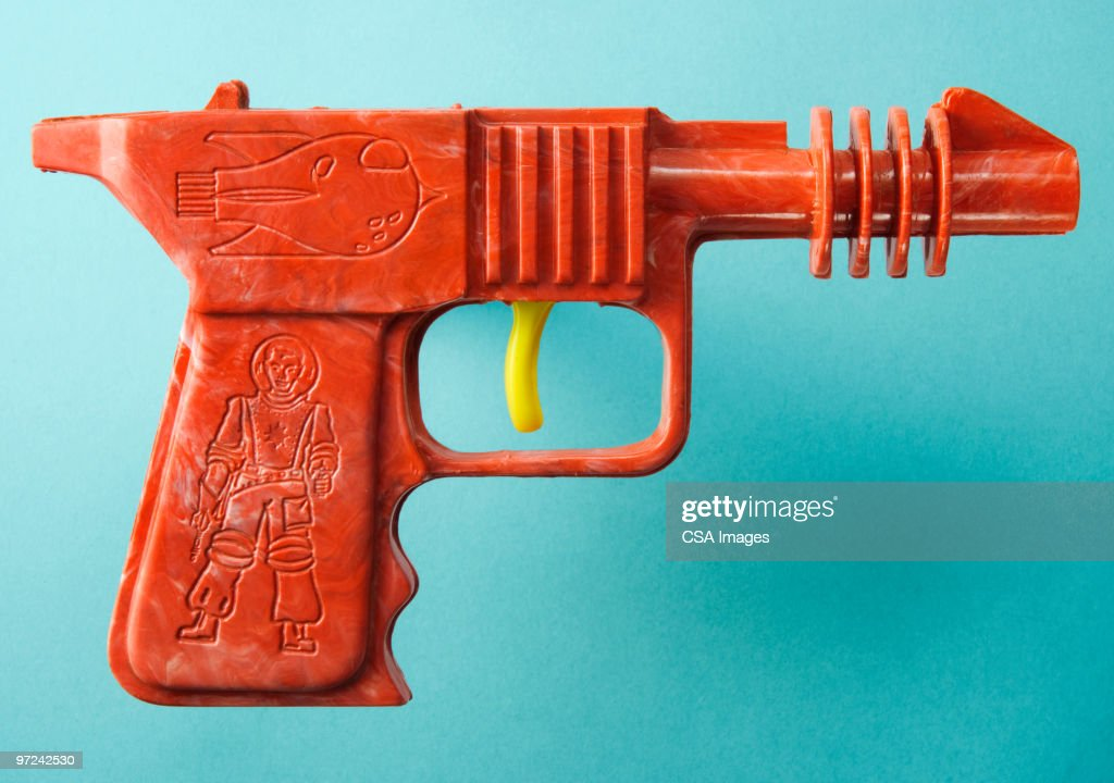 Red Ray Gun