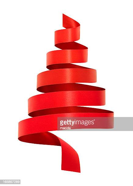 Red Ribbon, Christmas Tree