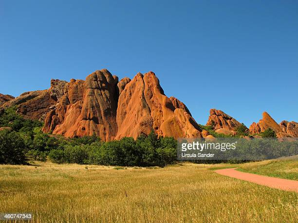 Red Rocks in Roxborough State Park