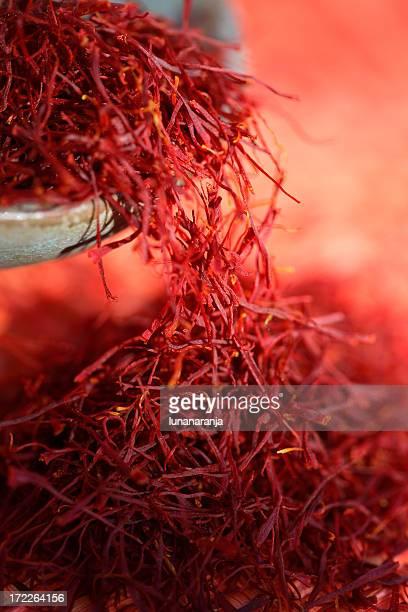 Red saffron 2.