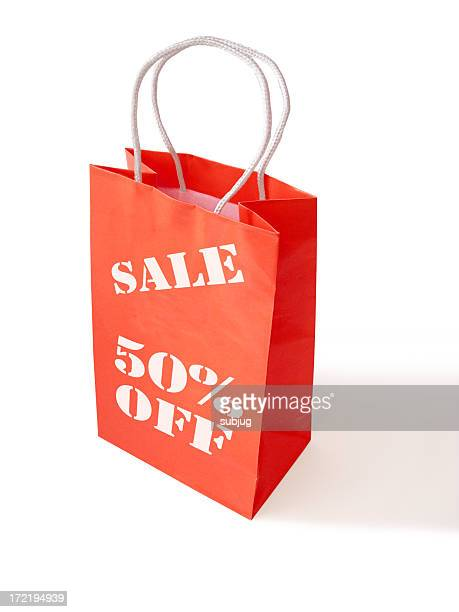 Red sale bag