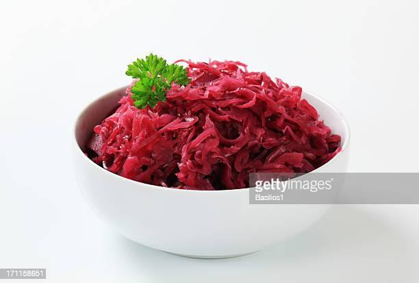red sauekraut