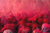 Red Sea | Holi at Braj