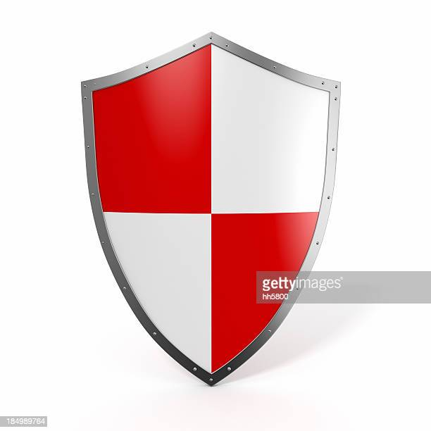 Red shield