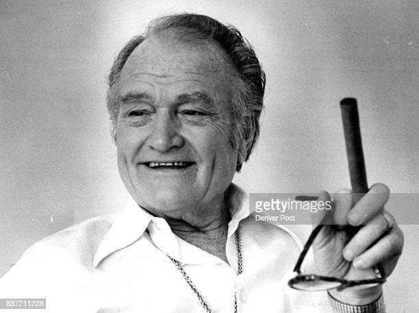 Red Skelton says television is often a great big bore In Nashville for an appearance at the Grand Ole Opry the redhaired comedian told reporters...