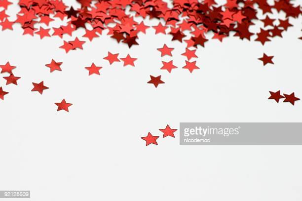 Étoile rouge Raining