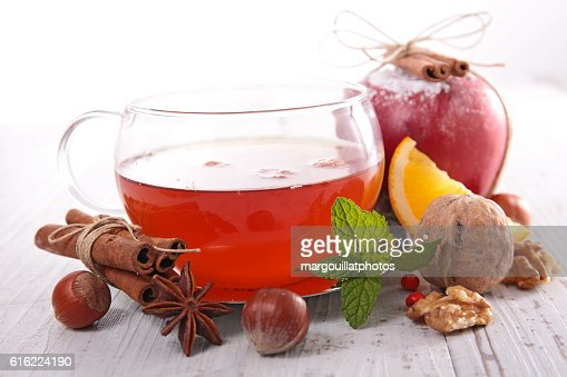 red tea and spice : Photo