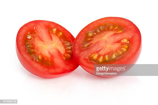 Red Tomato - cut in half (Macro XXXL)