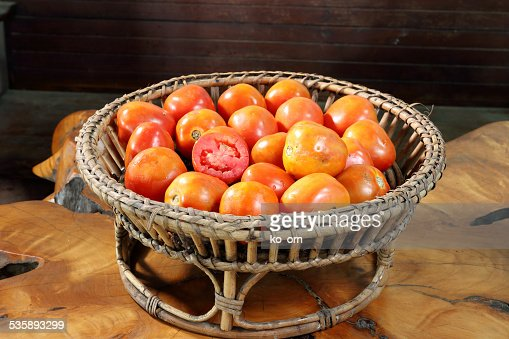 Red tometo : Stock Photo