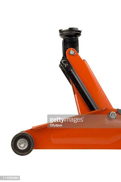Red Trolley Jack