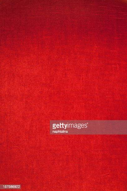 texture velours rouge
