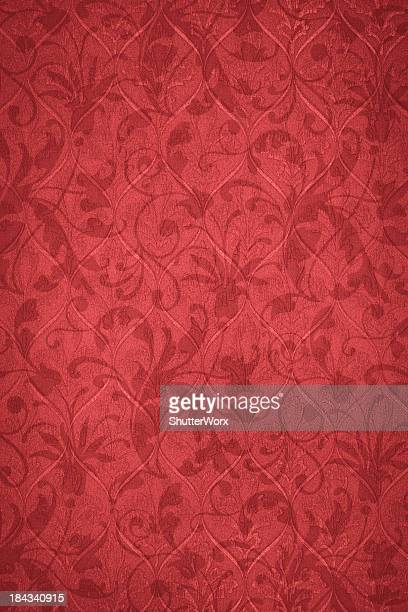 Red Victorian Background