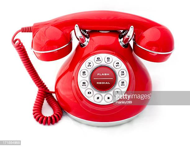 red vintage phone (full front)