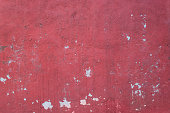 Weathered red wall background.