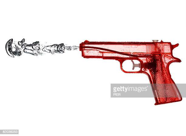 Red Water pistol