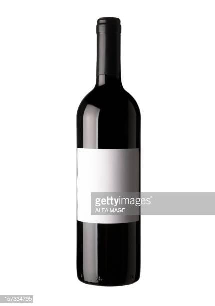 レッドワインボトル