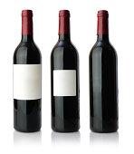 Red wine bottle XXXLarge