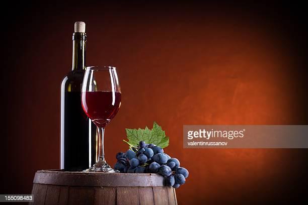 composition de vin rouge