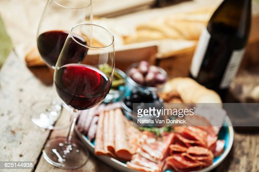 Vinho Tinto : Foto de stock