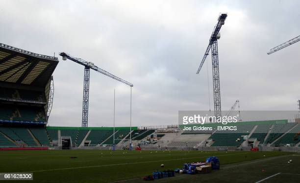 Redevelopment of the South Stand at Twickenham home of England rugby