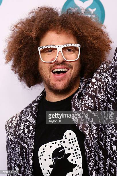 Redfoo attends the 2016 Shorty Awards at The New York Times Center on April 11 2016 in New York City