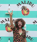 Redfoo Performs At Malibu's Pandora Beach House In Dallas, TX