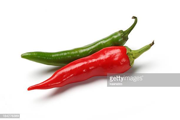 Red-Green Peppers