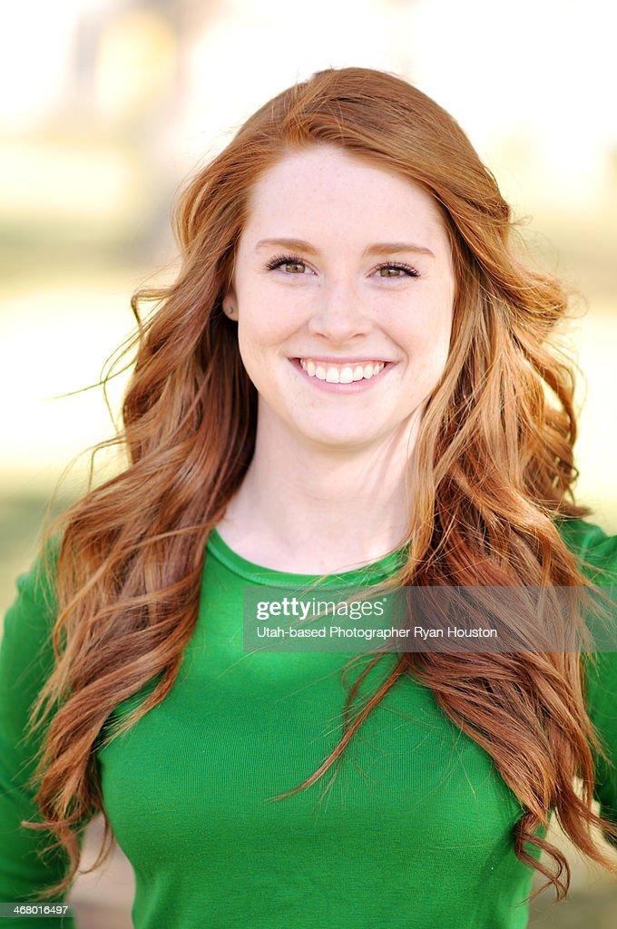 Sedora redhead cum
