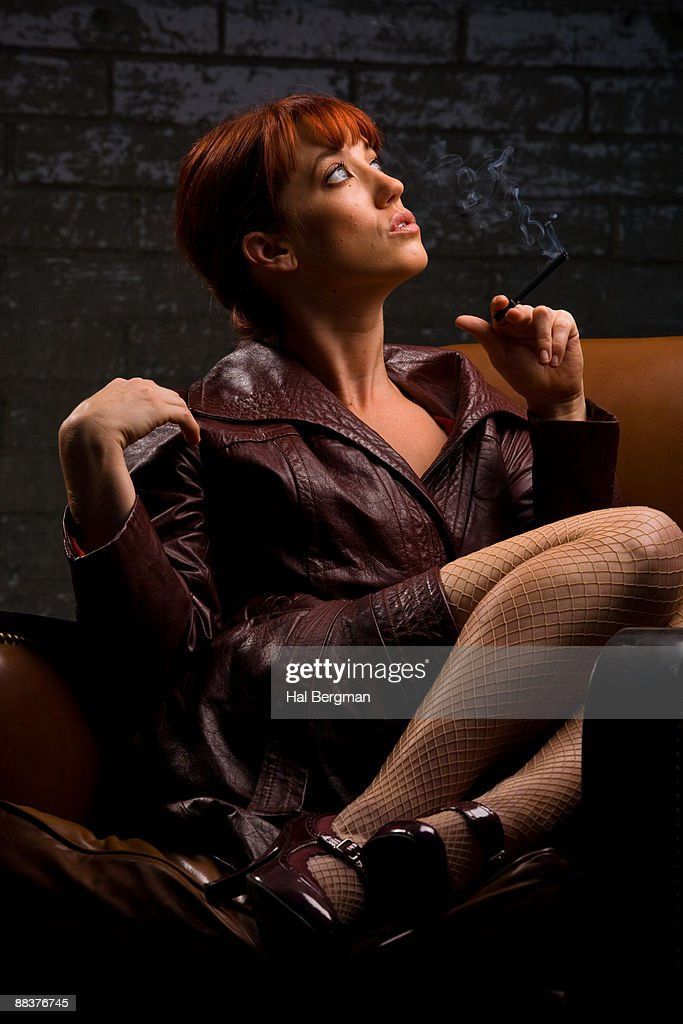 All business. Redhead smoking cigerette pic gallery matchless message