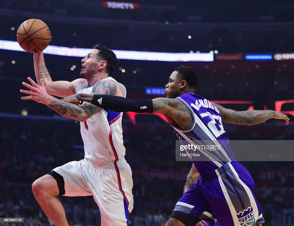 Sacramento Kings v Los Angeles Clippers