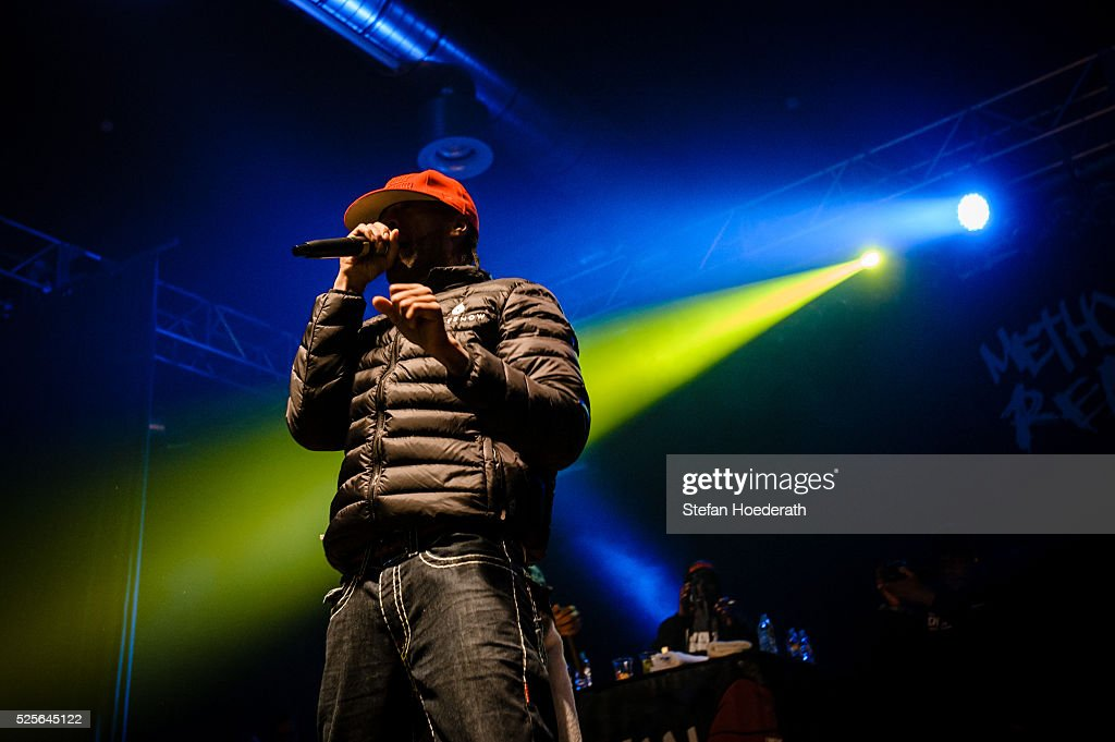 Redman of Method Man & Redman performs live on stage during a concert at Huxleys Neue Welt on April 28, 2016 in Berlin, Berlin.
