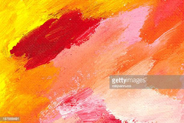 Red,pink,orange and yellow abstract background