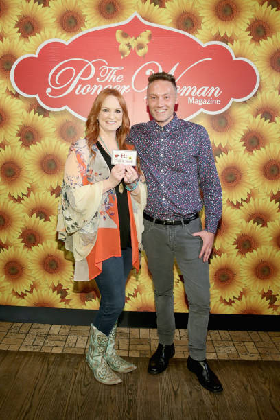 Photos Et Images De The Pioneer Woman Magazine Celebration