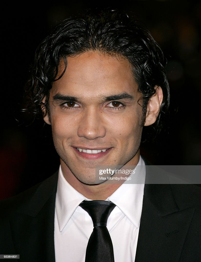 Reece Ritchie attends the Charity Royal Film Performance of 'The Lovely Bones' at the Odeon Cinema Leicester Square on November 24, 2009 in London, England.