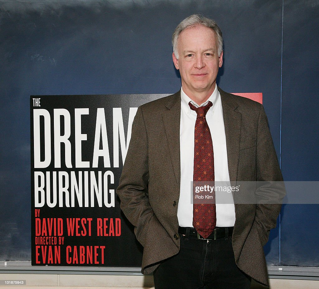 Reed Birney attends the opening night of 'The Dream of the Burning Boy' at Roundabout Theatre Company Black Box Theatre on March 23, 2011 in New York City.