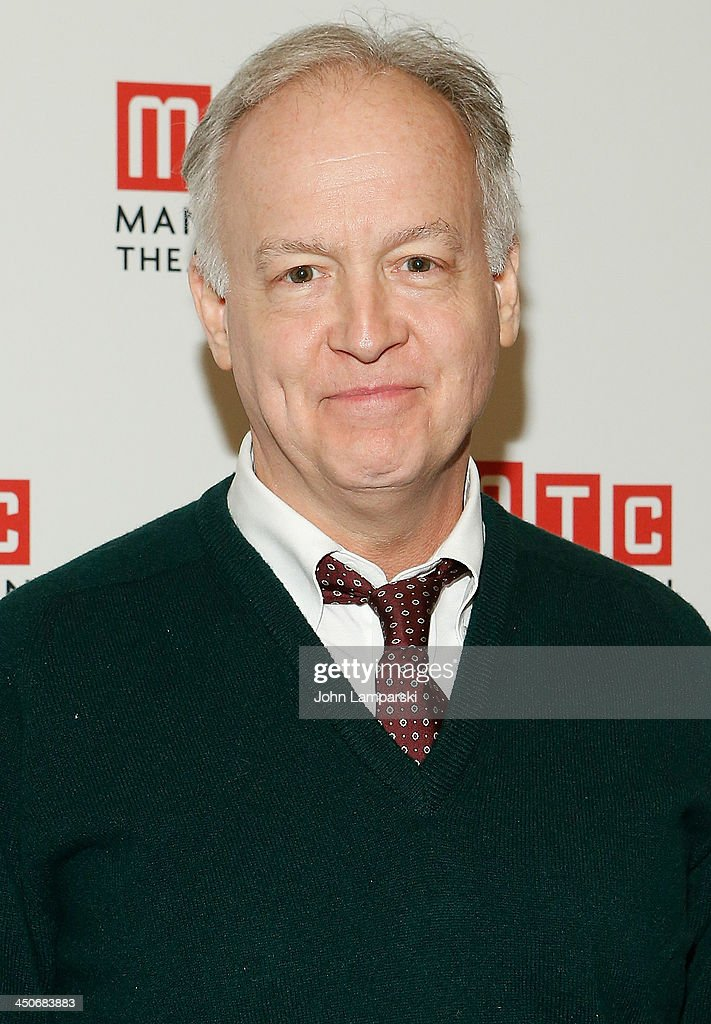 Reed Birney attends the 'Taking Care Of Baby' Opening Night at New York City Center on November 19, 2013 in New York City.