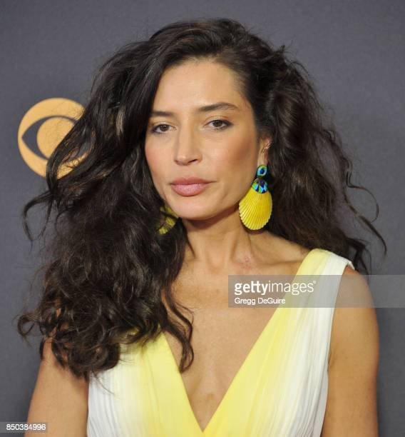 Reed Morano arrives at the 69th Annual Primetime Emmy Awards at Microsoft Theater on September 17 2017 in Los Angeles California