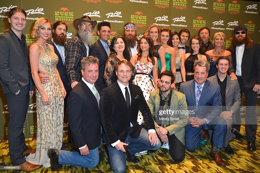 Jessica Robertson Jep Robertson Jessica Robertson L And Jep Robertson