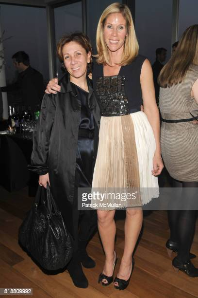 Reem Acra and Kate Dimmock attend PEOPLE STYLEWATCH Hosts Cocktail Reception for New Fashion Director KATE DIMMOCK at Cooper Square Hotel on April 13...