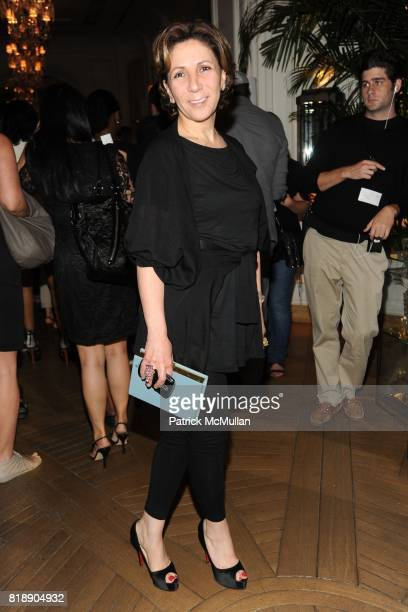 Reem Acra attends HP CONDE NAST and BERGDORF GOODMAN 'Sex The City 2' After Party at Bergdorf Goodman on May 25 2010 in New York City