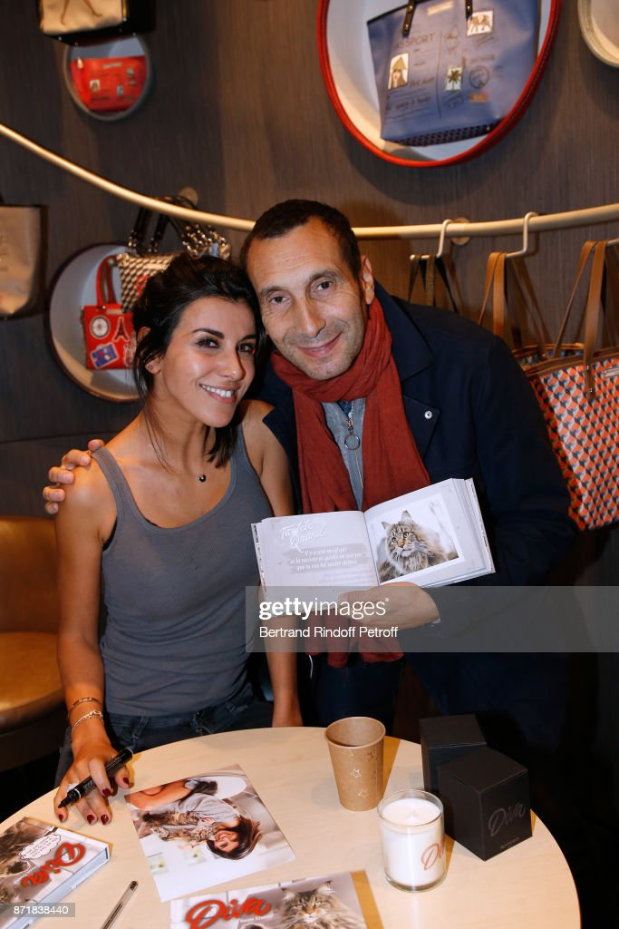 Reem Kherici Book Signing At The Barbara Rihl Boutique In Paris