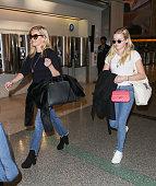 Celebrity Sightings In Los Angeles - November 21, 2017