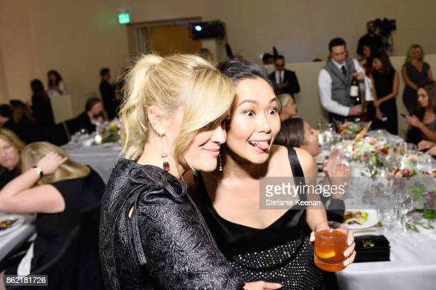 Reese Witherspoon and Hong Chau attend ELLE's 24th Annual Women in Hollywood Celebration presented by L'Oreal Paris Real Is Rare Real Is A Diamond...