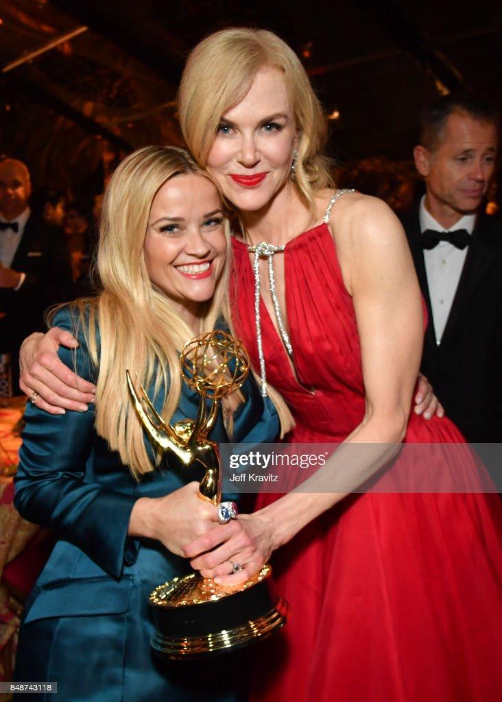 Inside the post-Emmy celebrations