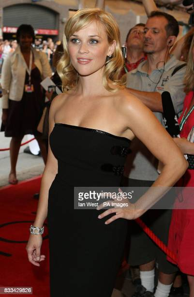 Reese Witherspoon arrives at the premiere for new film Rendition part of the Toronto Film Festival at the Roy Thomson Hall in Toronto Canada Picture...